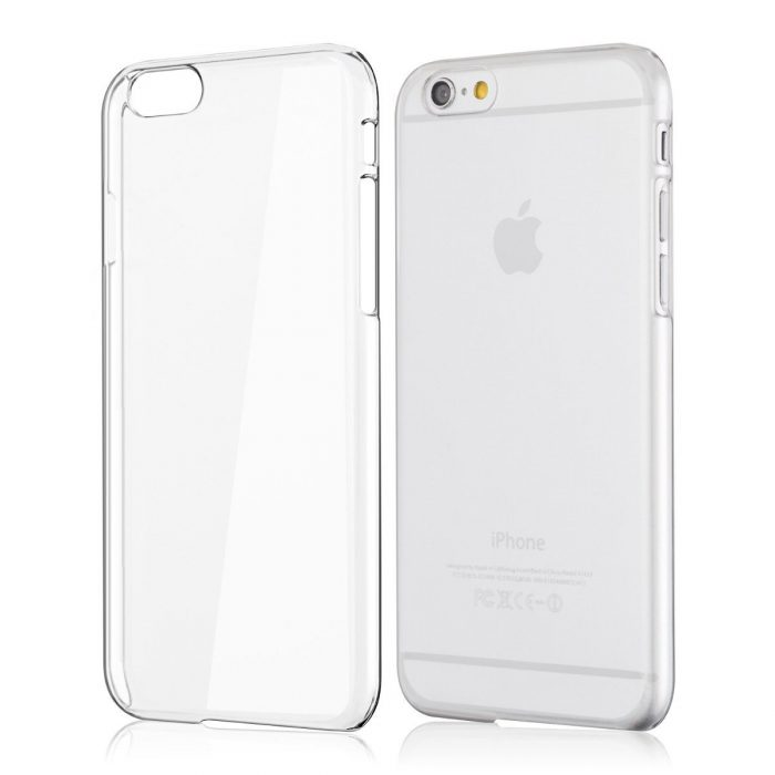 coque iphone 7 tranparent