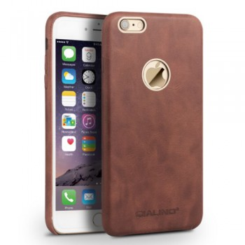 coque-iphone-7-cuir-veritable-marron
