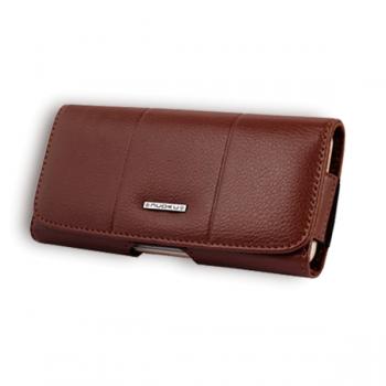 etui-iphone-7-ceinture-cuir-luxe-marron